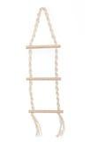 Scaletta di corda Immagini Stock