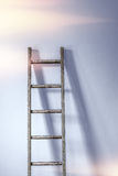 Scaletta rustica Fotografia Stock Libera da Diritti