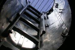 Scaletta sottomarina 1 Hawai Fotografie Stock