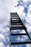 Scaletta a successo Immagine Stock Libera da Diritti
