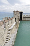 Scaliger Castle Sirmione Royalty Free Stock Image