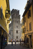 Scaliger Castle, Sirmione, Italy Royalty Free Stock Photo