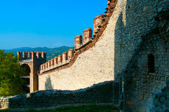 Scaligero Castle Stock Photos