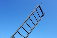 Scaling ladder Royalty Free Stock Photo