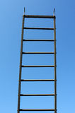 Scaling ladder royalty free stock photos