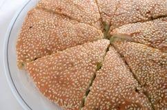 Scallion Pancake Stock Photography