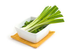 Scallions Royalty Free Stock Photos