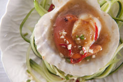 Scallop Foto de Stock
