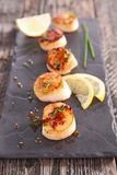 Scallop Royalty Free Stock Photo