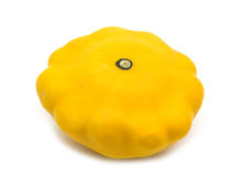 Scallop squash Royalty Free Stock Photo