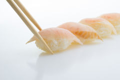 Scallop sushi Stock Photos