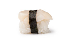 Scallop sushi Stock Photography