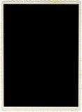 scalloped ретро фото рамки Стоковые Фото
