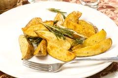 Scalloped potatoes royalty free stock photography