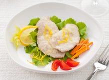 scallops лимона Стоковые Изображения
