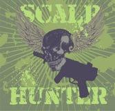 Scalp hunder Stock Photos