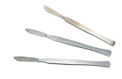 Scalpels Stock Photography