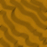 Scaly textured background. Abstract textured background of dark yellow lizard scales or skin Royalty Free Stock Photo