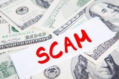 Free Scam Concept Stock Photo - 37897050
