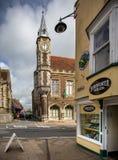 Scambio di cereale Dorchester Dorset fotografie stock libere da diritti