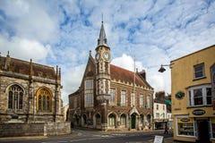 Scambio di cereale Dorchester Dorset fotografia stock libera da diritti