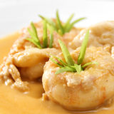 Scampi Foto de Stock Royalty Free