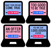 Scams Stock Images