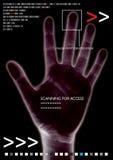 Scan-Hand stock abbildung