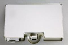 Scanalatura della batteria Fotografia Stock