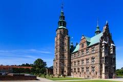 Scanalatura di Rosenborg Fotografia Stock Libera da Diritti