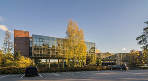 Scandic hotel Rosendahl obrazy stock