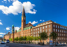 Scandic Palace Hotel in Copenhagen Stock Image