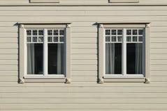 Scandinave Windows Photo libre de droits