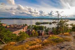 scandinavië royalty-vrije stock afbeeldingen