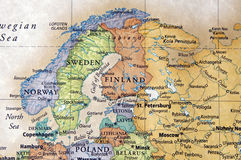Scandinavia Stock Photography