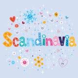 Scandinavia Stock Image