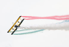 Scandinavian airshow - Catwalk stock photography