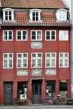 Scandinavian architecture Royalty Free Stock Image