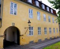 Scandinavian architecture Stock Photography