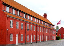 Scandinavian architecture Stock Photo