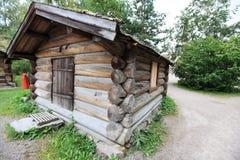 Scandinavian barn Royalty Free Stock Photo