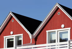 Scandinavian Colors Royalty Free Stock Image