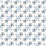 Scandinavian floral background, mid century wallpaper, seamless pattern,. Scandinavian floral background, mid century wallpaper, seamless pattern. Vector Stock Images