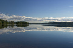 Scandinavian Lake Stock Photos