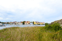 Scandinavian landscape Royalty Free Stock Photography