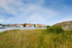 Scandinavian landscape Stock Images