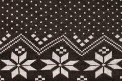 Scandinavian pattern Stock Images