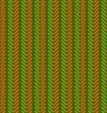 Scandinavian seamless abstract pattern. Illustration Royalty Free Stock Image