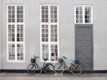 Scandinavian Street Stock Image