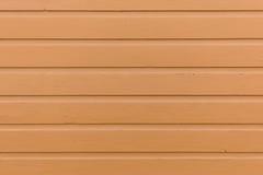 Scandinavian wood texture in yellow-orange - texture - background (historic old town of Porvoo, Finland). Stock Photo
